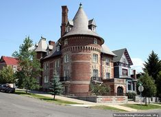 Clark Mansion Butte MT