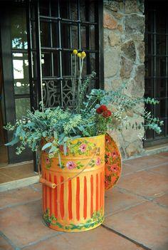 Decoracion de boda con flores  #event #eventos #decoration #decoracion #wedding #boda #flores #fleurs #verde #rojo #claveles