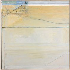 Richard Diebenkorn - Auction Images and prices realized for Richard Clifford Diebenkorn