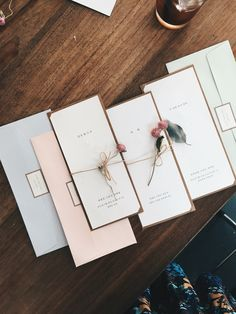 Get inspiration for DIY Wedding Invitations Ideas, choose your own design, then create it in your special day - Choose your favorite theme right here! Wedding Menu Template, Wedding Menu Cards, Wedding Card Design, Wedding Stationary, Wedding Designs, Wedding Gifts, Wedding Invitation Kits, Invitation Design, Event Invitations