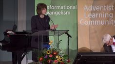 """Kendra Haloviak Valentine, NAD Theology of Ordination Committee Member, November 4, 2013, gives a rousing """"Review of Ordination in the Early Adventist Church"""".  You can also read the transcript at http://nadordination.com/s/Nov4presentationHaloviak.pdf"""
