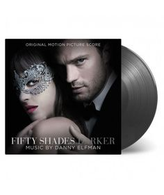 OST - Fifty Shades Darker Soundtrack LP