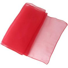 "OurWarm Red Organza Table Runner 12""x 108"" (Inch) Wedding Party Table Decoration by OurWarm. $3.20. Table Decoration. Appro. 12""x108"" = 1FT x 9FT. Received 1pieces. Organza Table Runner. There are Beautiful Organza Table Runner. These are made of high quality shimmering Organza and can be used as chair bows or table runners. These are a gorgeous color!! Edges are sewn to form an elegant look when tied into bow form or Table Runner. Smooth, Organza table runners can dress up ev..."