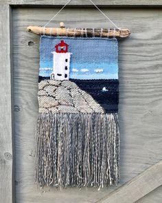 Handemade woven wall hangings by DanglingThreadz Weaving Loom Diy, Tablet Weaving, Weaving Art, Tapestry Weaving, Hand Weaving, Weaving Wall Hanging, Drawn Thread, Weaving Projects, Textile Jewelry