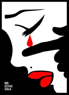 Ganador IX Edición Concurso Artes Visuales contra la Violencia de Génerode YO DONA: Alex Frías