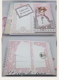 Baby Album, Album Design, Scrapbook Albums, Stamping Up, Scrapbooks, Cornice, Paper, Hand Crafts, Ideas