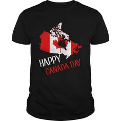 249f5dc98 Happy Canada Day T Shirt T Shirt. Canada Day T ShirtsHappy Canada DayCustom  ShirtsTweedCustomised T ShirtsPersonalized ...