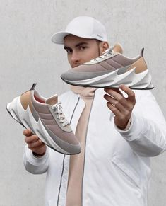 This Adidas Originals Sharks concept is low key fire : Sneakers Lacoste, Air Max Sneakers, Adidas Sneakers, Sneakers Box, Reebok, Adidas Models, Baskets, Hype Shoes, Adidas Originals