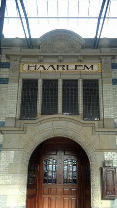 Station Haarlem, The Netherlands