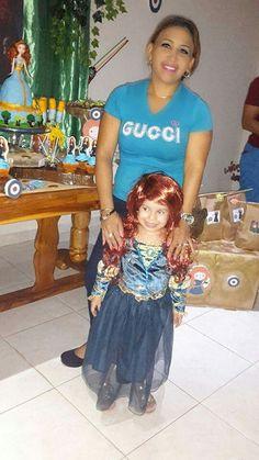 Yoly & Princess Brave
