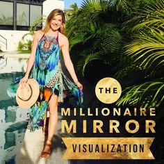 My Millionaire Mirror Visualization