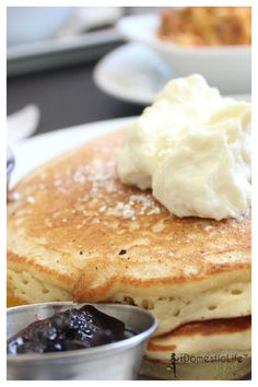 Tasty breakfast selections from Beach Plum Kitchen in Carlsbad California