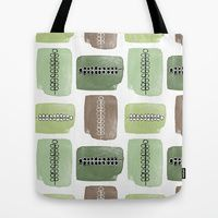 Tote Bag featuring Vines One by Robin Gayl