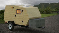 Making the denver omelette: a diy teardrop trailer build : diy Used Camping Trailers, Small Camper Trailers, Tiny Camper, Small Campers, Travel Trailers, Utility Trailer Camper, Teardrop Trailer Plans, Teardrop Caravan, Trailer Diy