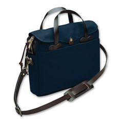 Original Briefcase in Navy {Filson (Made in the USA)}