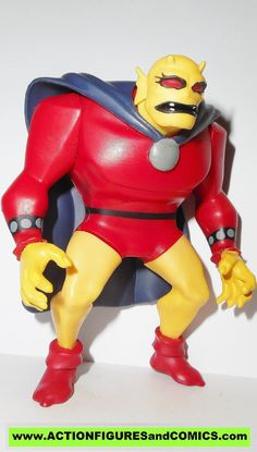 mattel toys action figures for sale to buy: JUSTICE LEAGUE UNLIMITED DC universe animated ETRIGAN the DEMON condition: excellent. nice paint, nice joints. nothing broken, damaged, or missing. figure s