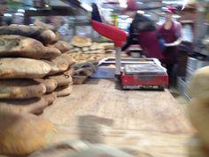 Tuscolano III market @ via del Quadraro