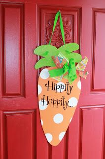 Hippity Hoppity Easter Sign, SO CUTE, from Classy But Sassy Gifts!
