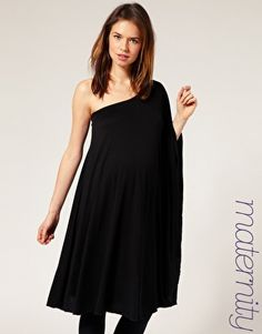 The Best Maternity Dresses: Little Black (Maternity) Dresses for Holiday Parties