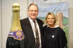 Forum de la Mixité 2013: Participation du Champagne Didier Lefevre.