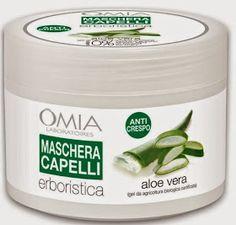 Maschera aloe verde OMNIA