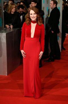 Julianne Moore bafta awards 2015