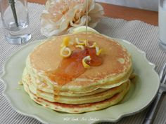 Lemon Pancakes - Will Cook For Smiles