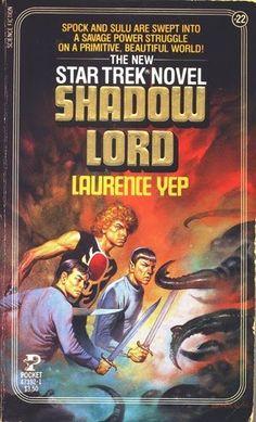 A strange Star Trek that feels at times more like a medieval fantasy novel