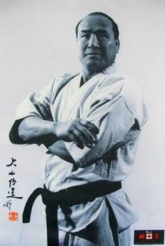"""Masutatsu Oyama (July 27th, 1923 – April 26, 1994), also known as Mas Oyama, was a Korean karate master and the founder of Kyokushinkai Karate. Strongest character of all.""""One becomes a beginner after one thousand days of training and an expert after ten thousand days of practice."""" ~Mas Oyama~"""
