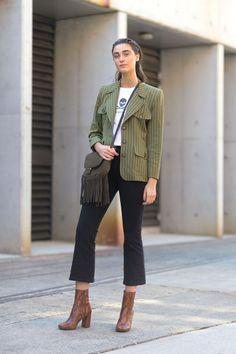 Hey, Sheila: Street Style from Australian Fashion Week - HarpersBAZAAR.com