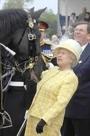 Queen Elizabeth - Camilla? I didn't know you'd be here too!