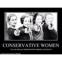 Conservative women