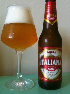 Birra Coop La Bionda Lager