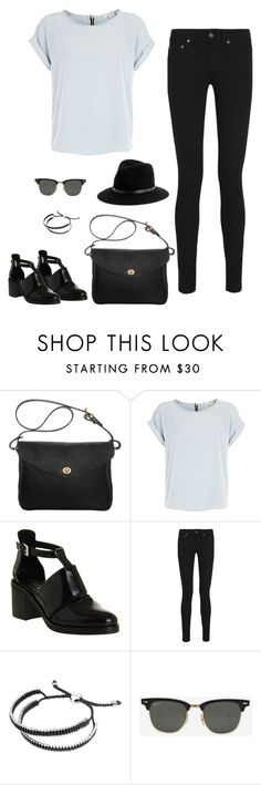 """#157"" by camillet98 ❤ liked on Polyvore featuring Mimi Berry, River Island, Office, Yves Saint Laurent, Links of London, Ray-Ban and rag & bone"