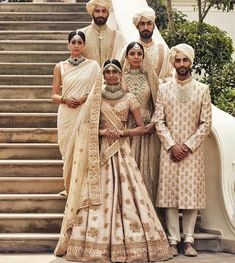 Sabyasachi for Pastel: Unveiled Spring Summer Bridal Collection 2016 Indian Bridal Fashion, Indian Wedding Outfits, Bridal Outfits, Indian Outfits, India Fashion, Asian Fashion, Style Fashion, Fashion Beauty, Tokyo Fashion