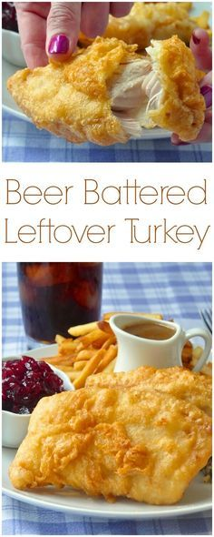 Get the recipe Beer Battered Leftover Turkey @recipes_to_go