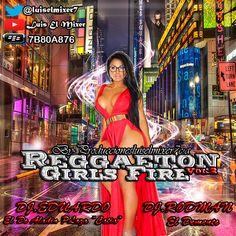 """--REGGAETON 2016 """"GIRLS FIRE VOL.2--  LINK DE REPRODUCCION Y DESCARGA:  https://soundcloud.com/produccionesluiselmixer7/reggaeton-2016-girls-fire-vol2-djeduardo-djrodman-presentado-por-luis-el-mixer-locutor  Desde ya Deleitate Con Los temas Mas Calientes del Reggaeton ,Los temas Mas Nuevos De Tus Artistas Preferido """"En Un Mismo Lugar""""Solo Para Los Mas Exigentes En Música.               -Poniéndote Puras Piezas que te Llenan el Alma- *DJ.EDUARDO(El Dj. Residente De Aladin Plaza Catia) *DJ.ROD"""