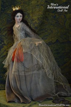Anna Brahms - Alisa's International Doll Art