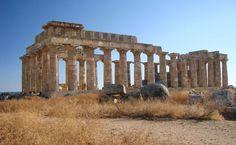 Greek Temple of Selinunte_Sicily