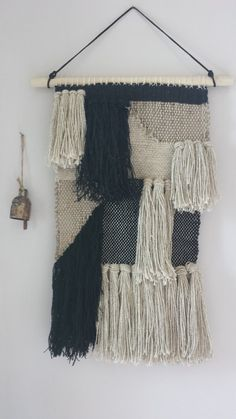 Wall Hanging weaving - Summit