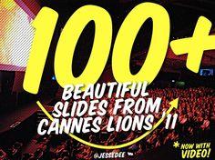 100 Slides, Cannes 2011