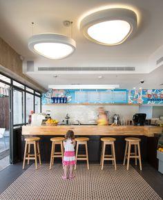 Simbis - sandwich bar Haifa Israel