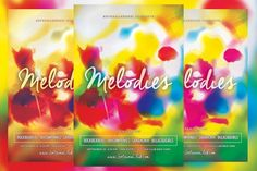 Melodies Flyer