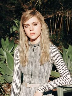 Nicola Peltz opens up in InStyle's May issue.