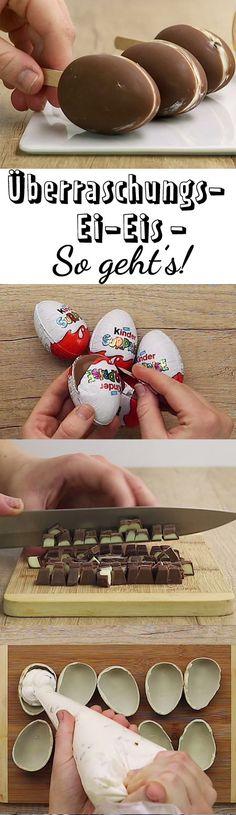 Wer sagt, dass nur Kinder Spaß an Ü-Eiern haben?