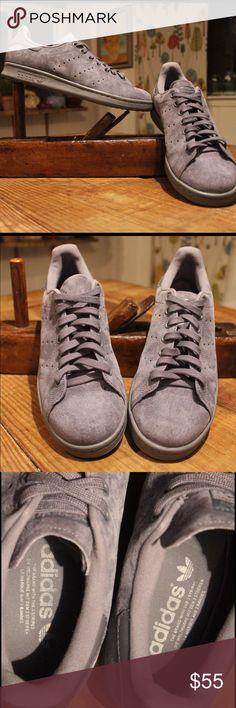 adidas stan smith scarpe, scarpe scamosciate originali della marina