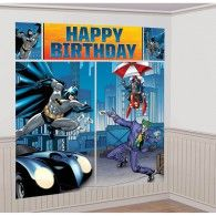 Invite the Caped Crusader to your party with Batman Birthday Scene Setter! Batman Birthday Scene Setter is a super decoration good for indoor and outdoor use. Batman Party Supplies, Birthday Supplies, Birthday Ideas, Batman Party Decorations, Birthday Party Decorations, Batman Coloring Pages, Batman Gifts, Scene Setters, Batman Birthday