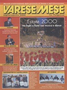 2000 Varese Mese rivista