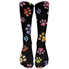 Dog Gone Pawful Paws Knee High Graduated Compression Socks For Women And Men - Best Medical, Nursing, Travel  #MedicalSuppliesEquipment