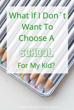 Primary school - choosing a school - picking schools - pre-school - kindergarten - first school